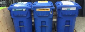 Recycling electronics, batteries, plastic bags, foam packaging and more